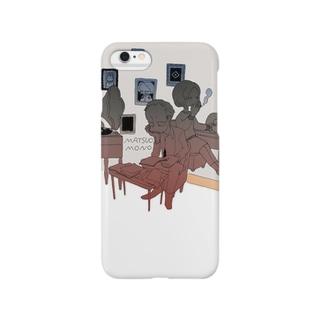 ルネッサンスにて待つ Smartphone cases