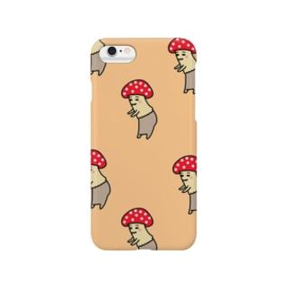 きのこっこ Smartphone cases