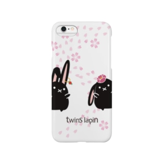 twins lapin iPhone6 Smartphone cases