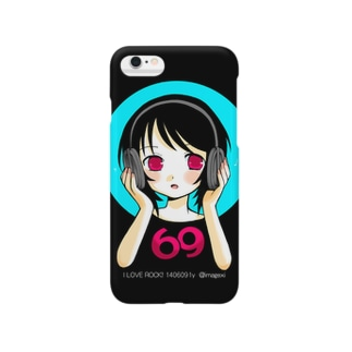 I LOVE ROCK! Smartphone cases