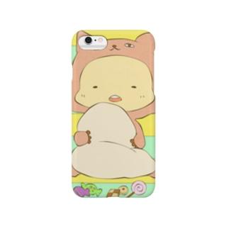 おやつのじかん Smartphone cases