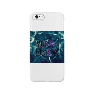 音楽中毒 Smartphone cases