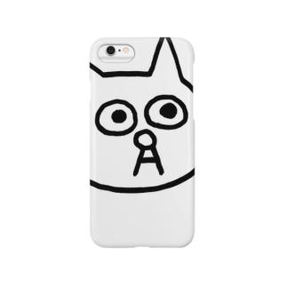 猫の小林さん Smartphone cases