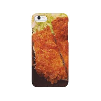 とんかつ。 Smartphone cases