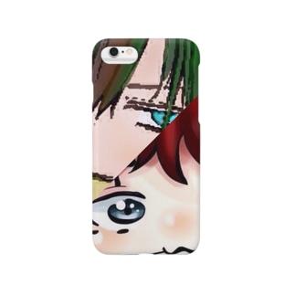 ぞでぃとXENON Smartphone cases