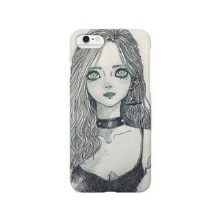 女の子ちゃん Smartphone cases