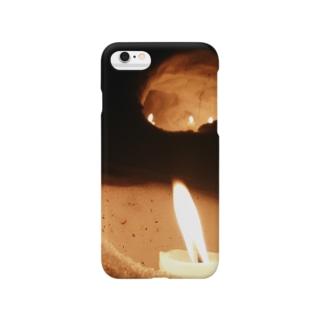 雪のともしび Smartphone cases
