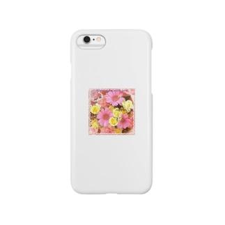 花be with U Smartphone cases