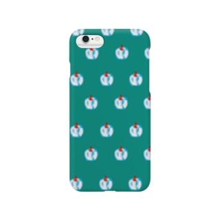 りんごの Smartphone cases