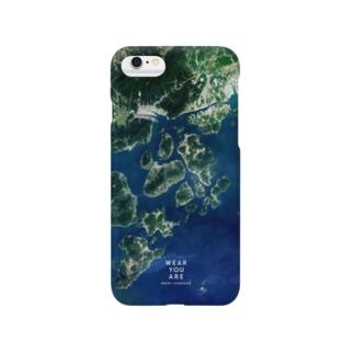 広島県 尾道市 スマートフォンケース Smartphone cases