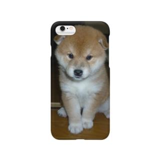 柴わんこ Smartphone cases