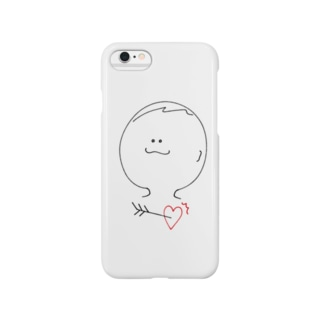 もきゅーん Smartphone cases