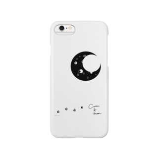misc.aiのつきとねこ Smartphone cases