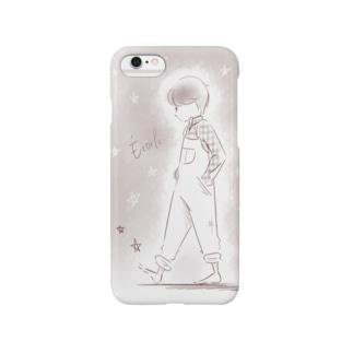星の子 夜 Smartphone cases