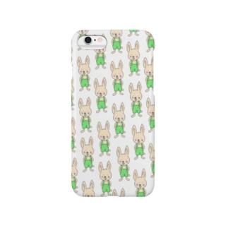 ウサギさん スマートフォンケース