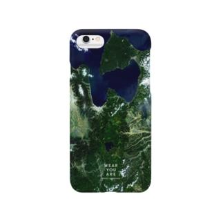 青森県 青森市 スマートフォンケース Smartphone cases