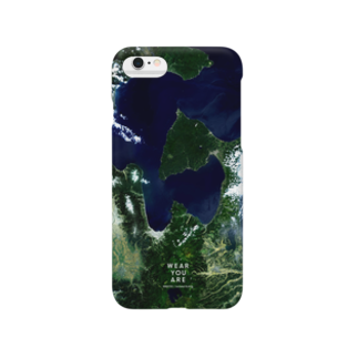 WEAR YOU AREの日本 スマートフォンケース Smartphone cases