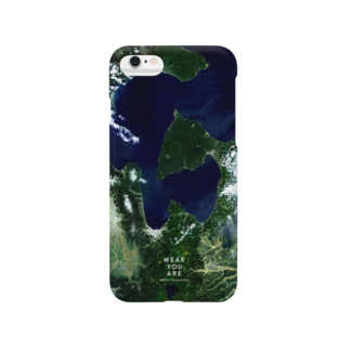 WEAR YOU AREの青森県 むつ市 スマートフォンケース Smartphone cases