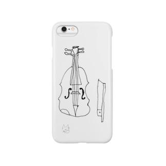 バイオリン Smartphone cases