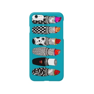 kiss me Smartphone cases