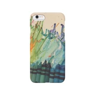 クレヨン Smartphone cases