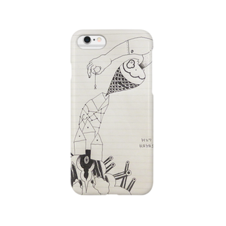 林派アート専門店のzentangle#3 Smartphone cases