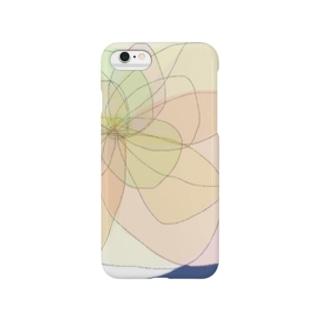 「楽画き」シリーズ Smartphone cases