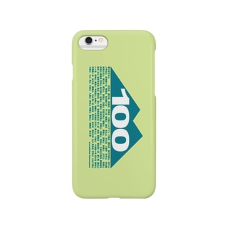 日本百名山 Smartphone cases