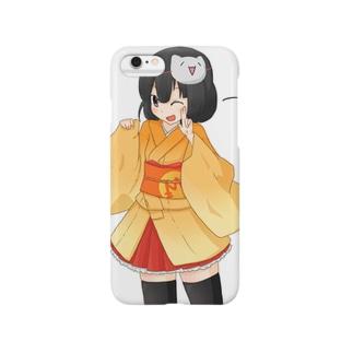 monacoinちゃん Smartphone cases