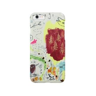 ムラナギ/森の音が聴こえる Smartphone cases