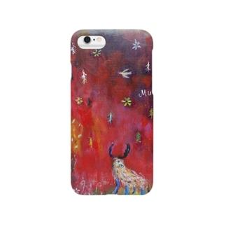 ムラナギ/鳥のように空を行く日 Smartphone cases