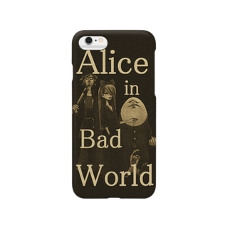Alice in Bad World  Smartphone cases