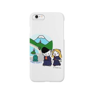 湘南ニャンキー Smartphone cases