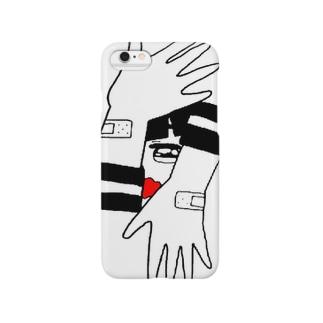 チラリズムガール Smartphone cases