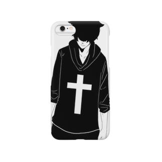 十字架 Smartphone cases