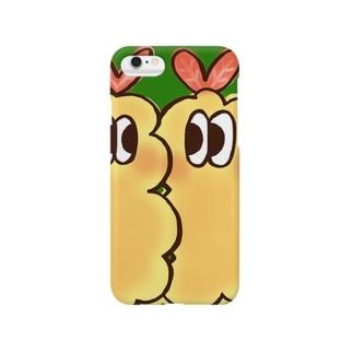 OSOZAI!!-オソーザイ!!-(エビフライ) Smartphone cases