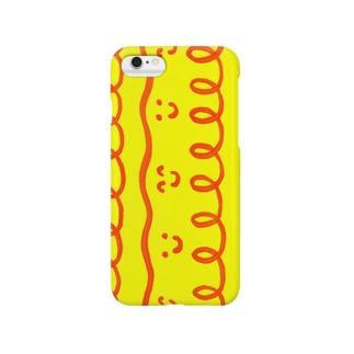 オムライスくん Smartphone cases