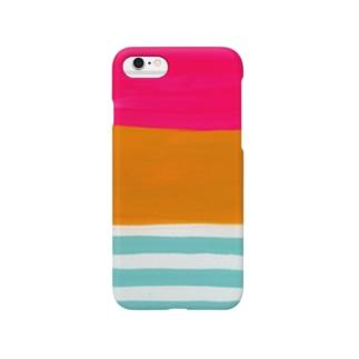 ブレックファースト・グラス Smartphone cases