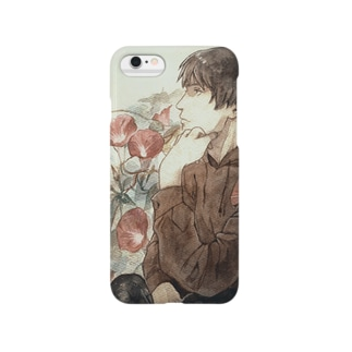 morning glory Smartphone cases