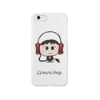 musicshop Smartphone cases
