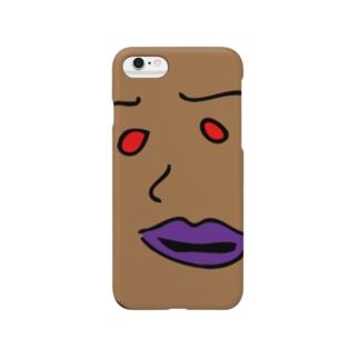 真清貧会 Smartphone cases
