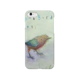 ムラナギ/時間の鳥 Smartphone cases