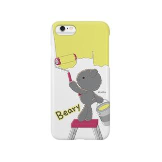 Beary(塗り替えています) Smartphone cases