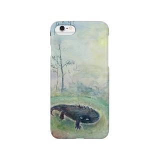 ムラナギ/二月のグエル Smartphone cases