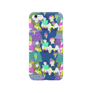 あいすくりぃむ Smartphone cases