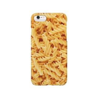 #005 くるくるマカロニ Smartphone cases