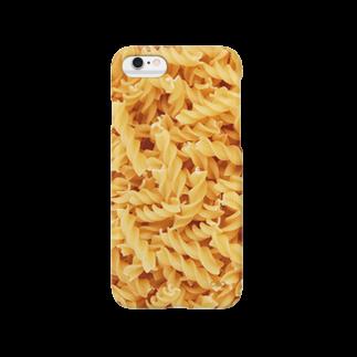 CiBOの#005 くるくるマカロニ Smartphone cases