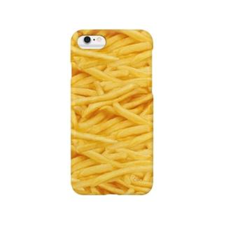 #008 フライドポテト Smartphone cases