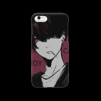watamokoのCANDY Smartphone cases