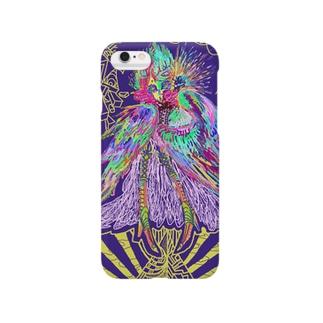 鳥系女子 Smartphone cases